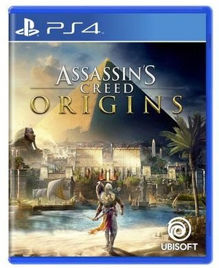 Assassins Creed: Origins - PS4 (SemiNovo)