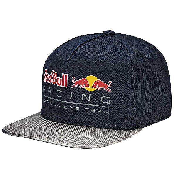 Boné Puma STYFR-Red Bull Racing New Block Snapback