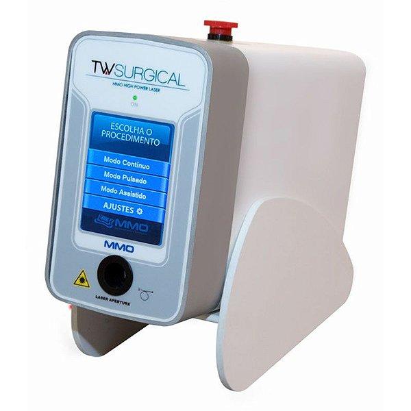 :: Laser Cirúrgico de Alta Potência TW SURGICAL - MMO