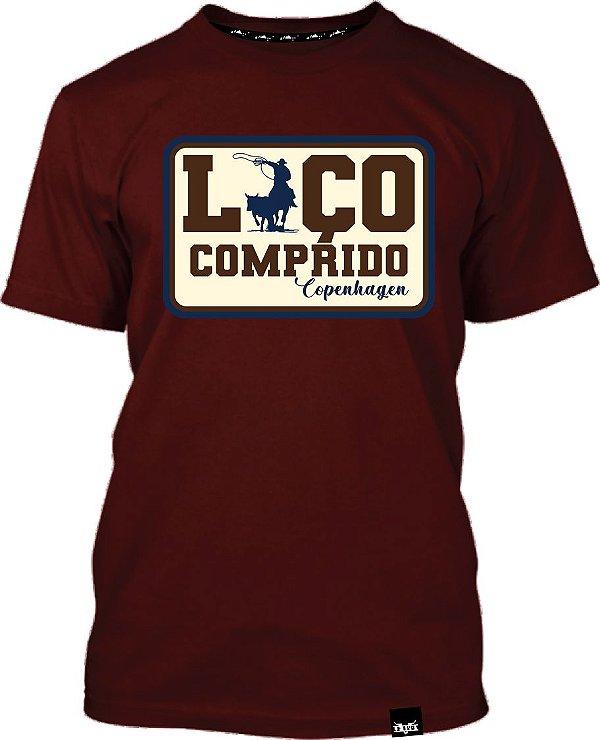 CAMISETA LAÇO COMPRIDO