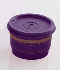 Tupperware Potinho Oriental 140 ml Purpúra