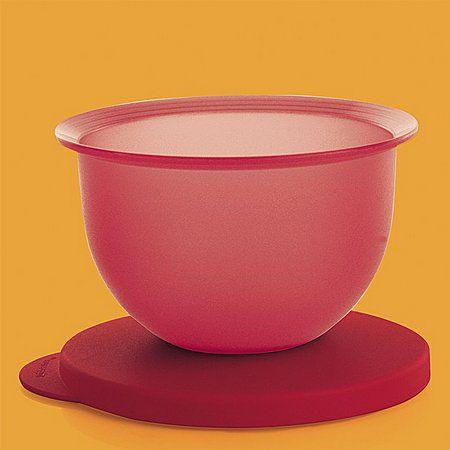 Tupperware Tigela Murano Vermelha 200ml