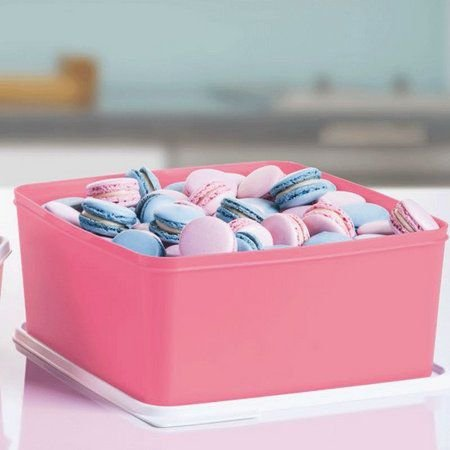 Tupperware Basic Line 5 litros Rosa Quartzo