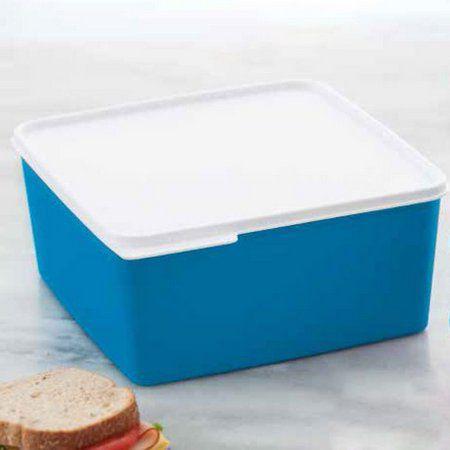 Tupperware Basic Line 5 litros Azul