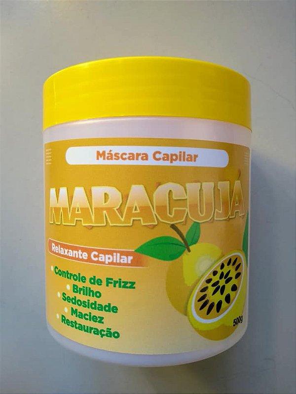 Máscara Capilar De Maracujá 500g