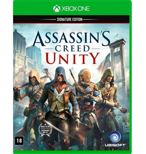Assassin's Creed: Unity (Signature Edition) - Xbox One