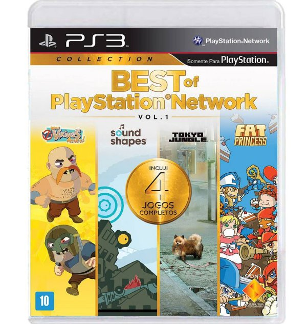 Best of Playstation Network Vol. 01 - PlayStation 3