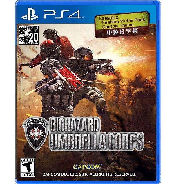 Biohazard Umbrella Corps - PlayStation 4