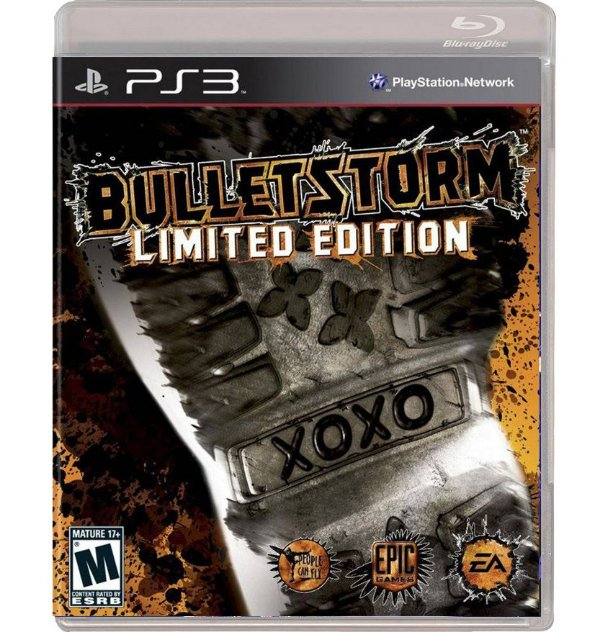 Bulletstorm - Limited Edition - PlayStation 3