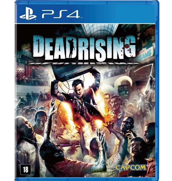 Dead Rising Remastered - PlayStation 4