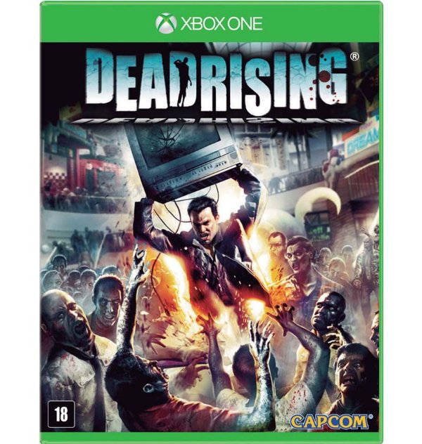 Dead Rising Remastered - Xbox One
