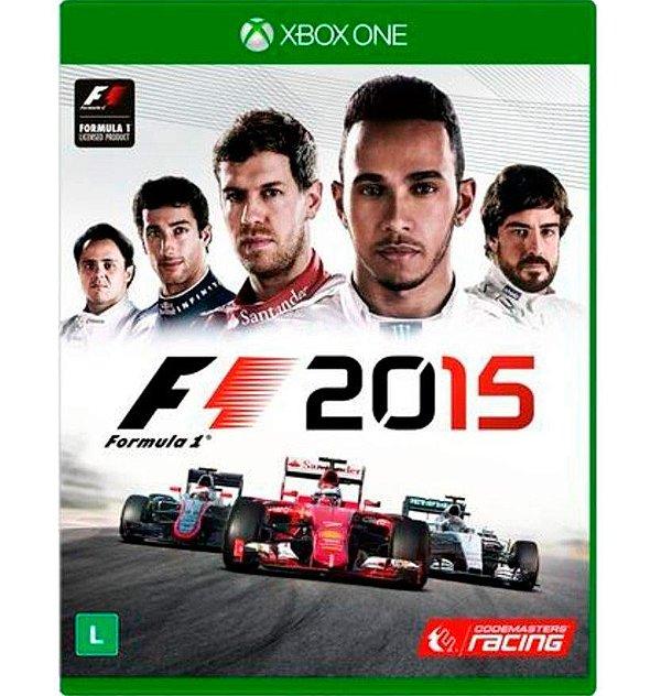 Formula 1 2015 - Xbox One