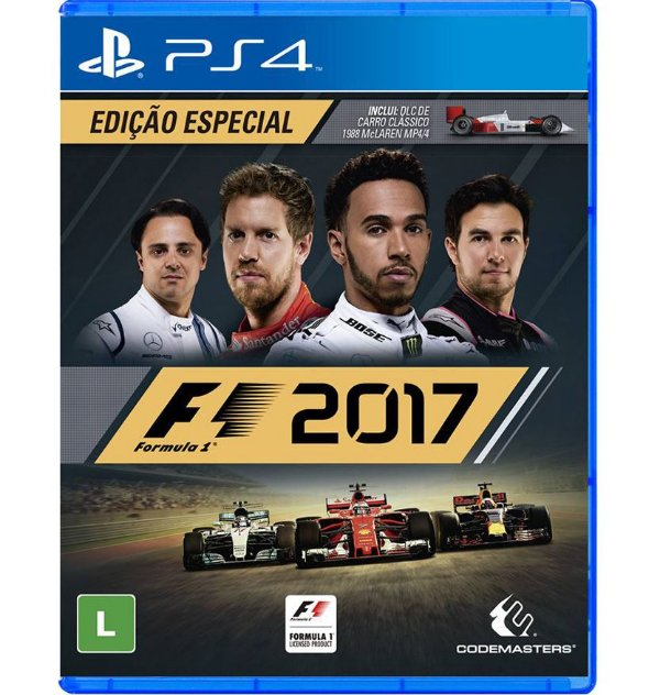 Formula 1 2017 - PlayStation 4