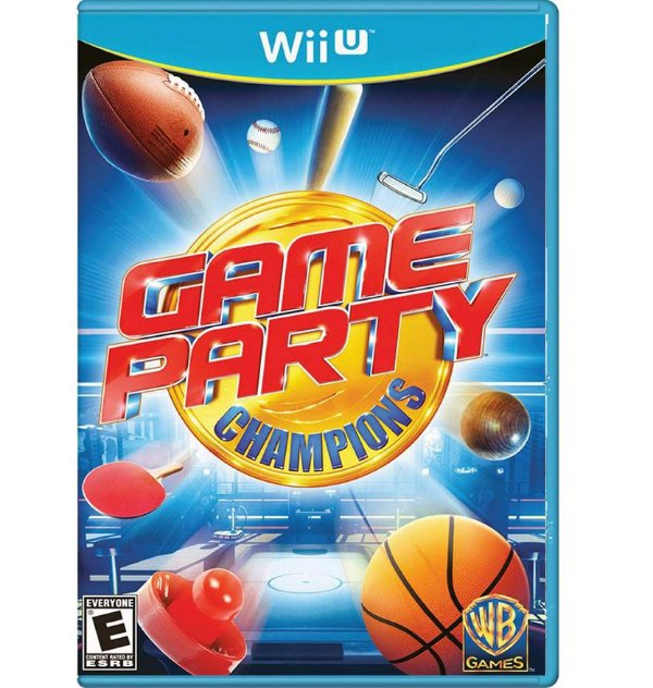 Game Party: Champions - Nintendo Wii U