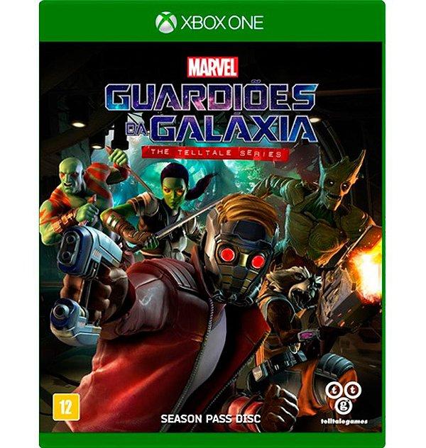 Guardiões da Galaxia - Xbox One