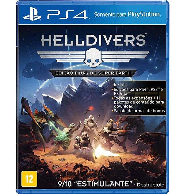 Helldivers - PlayStation 4