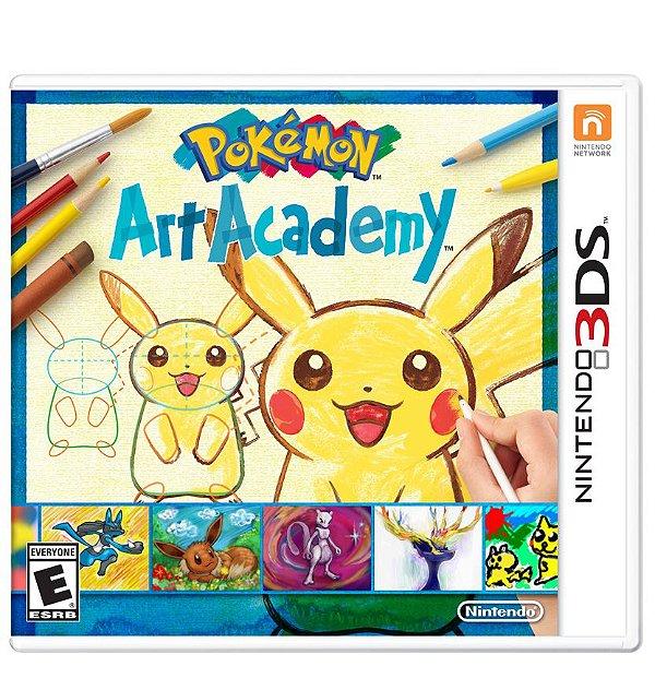 Pokémon: Art Academy - Nintendo 3DS