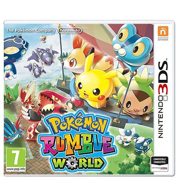 Pokémon Rumble World - Nintendo 3DS