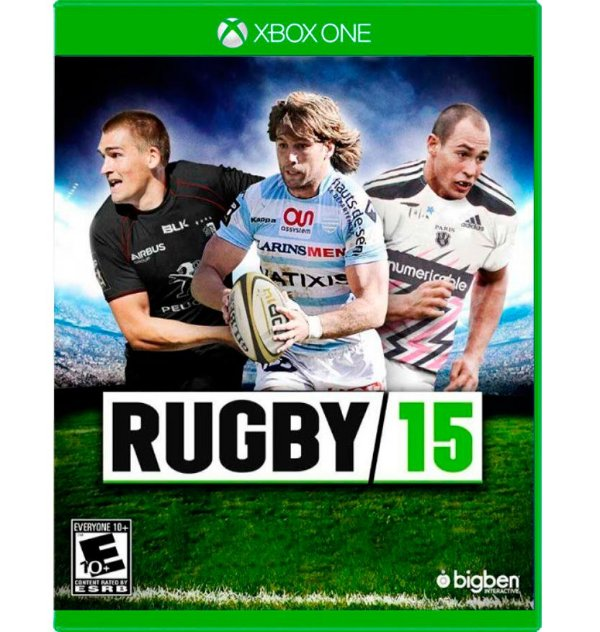 Rugby 15 - Xbox One