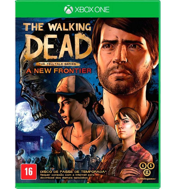 The Walking Dead - A New Frontier - Xbox One