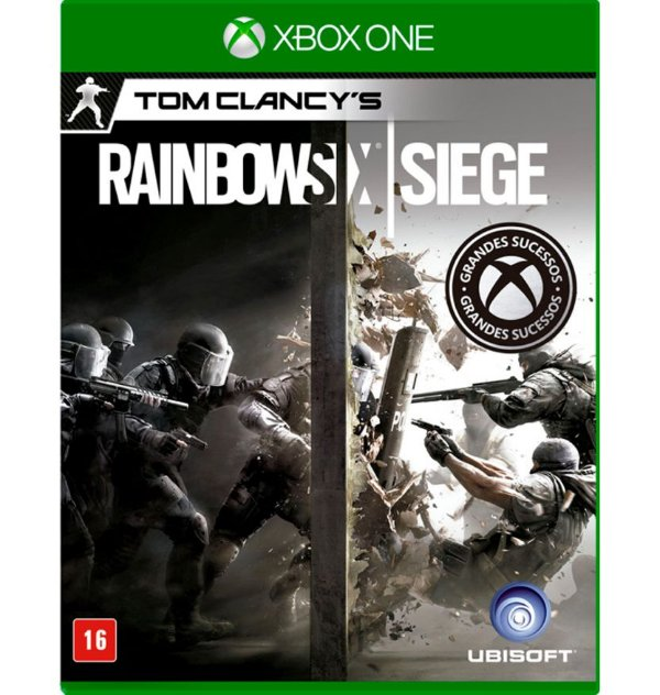Tom Clancy's Rainbow Six: Siege - Xbox One