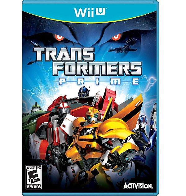 Transformers: Prime - Nintendo Wii U