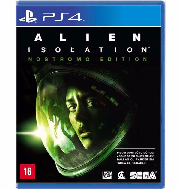 Alien Isolation Nostromo Edition - PlayStation 4