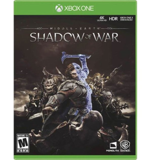 Sombras da Guerra - Xbox One