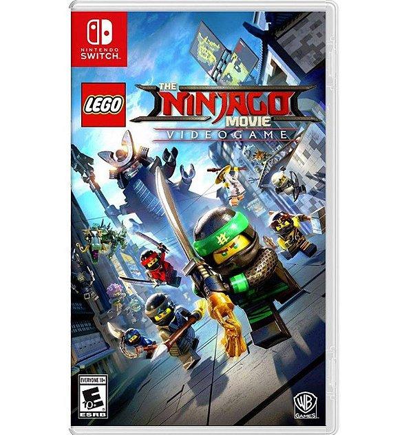 LEGO NinjaGo The Movie - Nintendo Switch