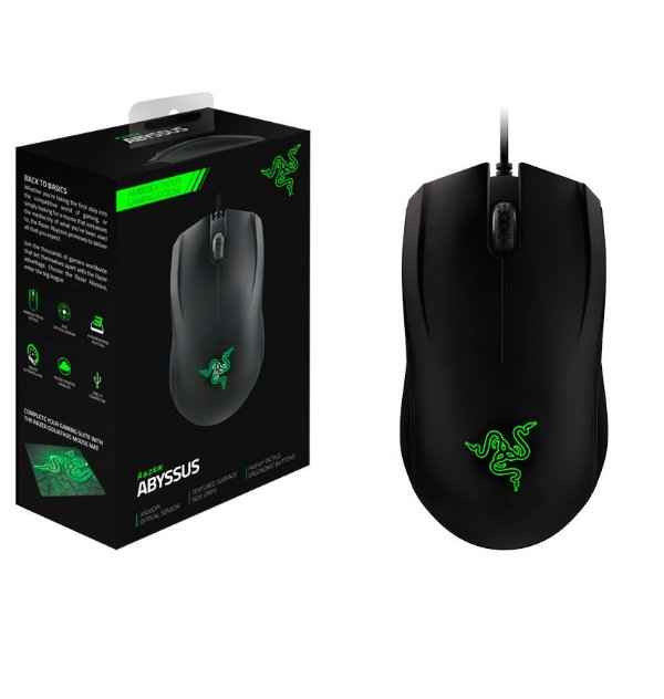Mouse Razer Abyssus - PC