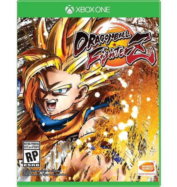 Dragon Ball Fighter Z (Pré Venda) - Xbox One