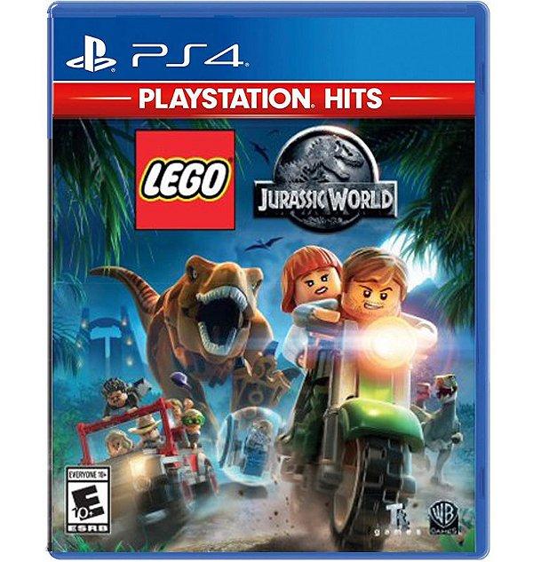 LEGO Jurassic World Playstation Hits - PlayStation 4