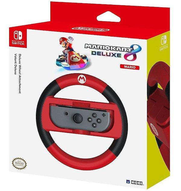 Volante Deluxe Mario Kart 8 - Nintendo Switch