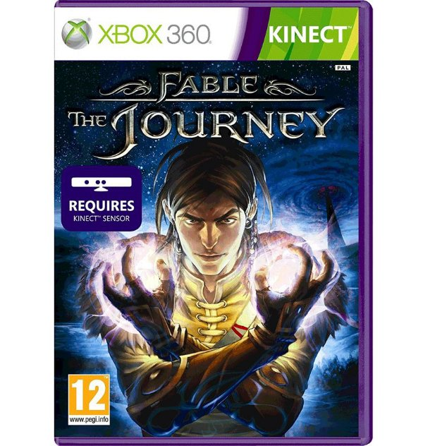 Kinect Fable the Journey - Xbox 360