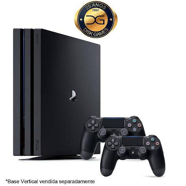 PlayStation 4 PRO 1TB Com 2 Controles