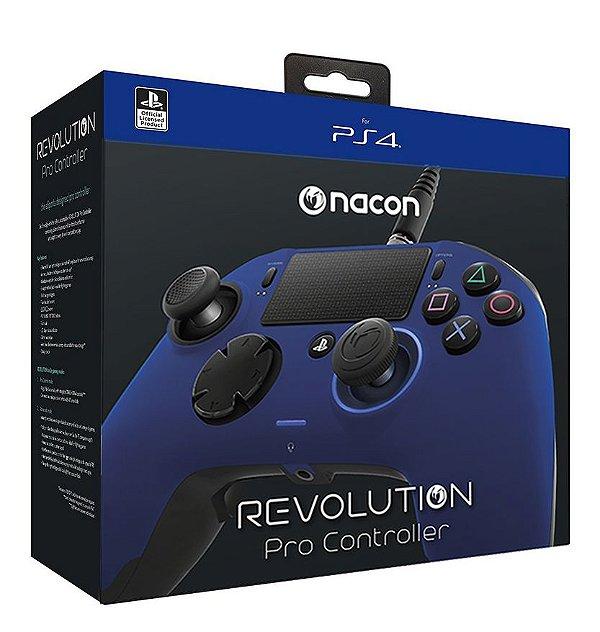 Nacon Revolution Pro Controller Azul- PlayStation 4