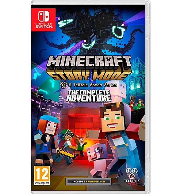 Minecraft Story Mode - Nintendo Switch