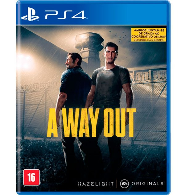 A Way Out - Playstation 4