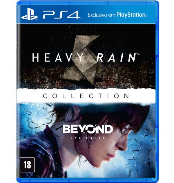 The Heavy Rain & Beyond: Two Souls Collection - PlayStation 4