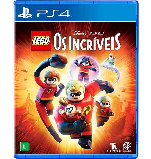 LEGO Os Incríveis Totalmente em Português - PlayStation 4