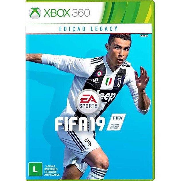 Fifa 19 - Edição Legacy  - Xbox 360