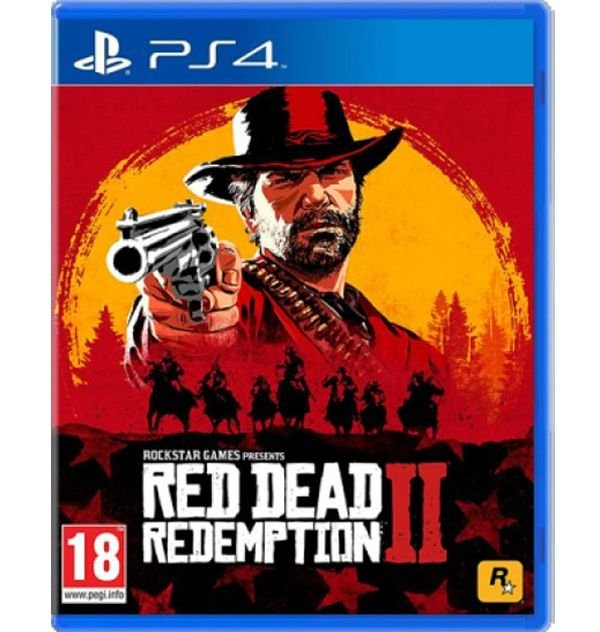 Red Dead Redemption II  - PlayStation 4