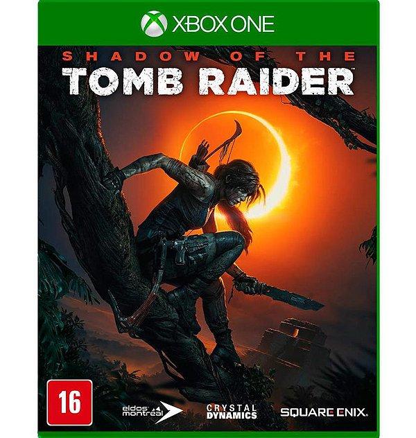 Shadow Of The Tomb Raider (Totalmente em Português)  - Xbox One