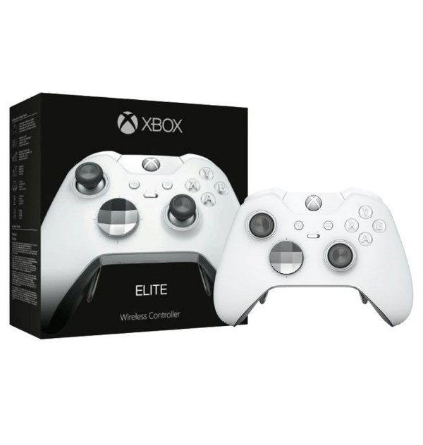 Controle Elite Wireless White Special Edition - Xbox One