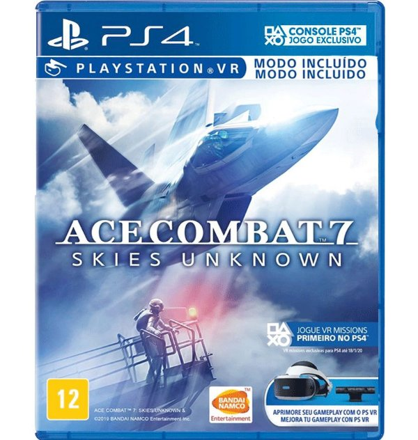 Ace Combat: Skies Unknown - PlayStation 4