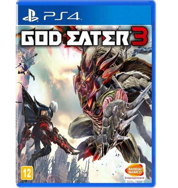 God Eater 3 - PlayStation 4