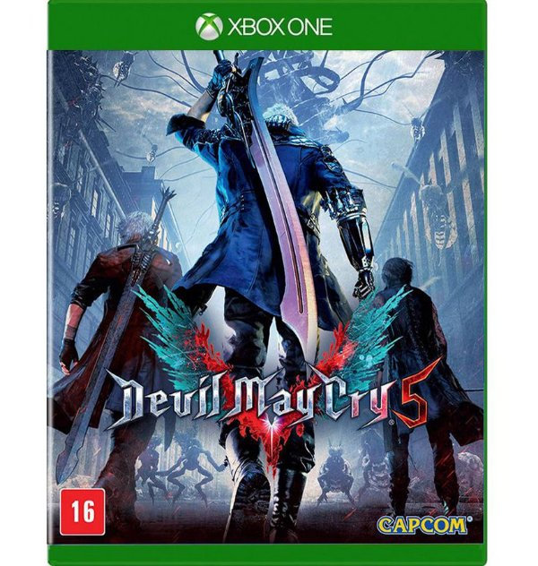 Devil May Cry 5 - Xbox One