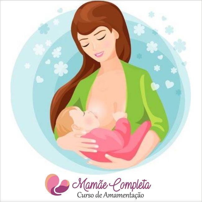 Curso de Amamentação Mamãe Completa
