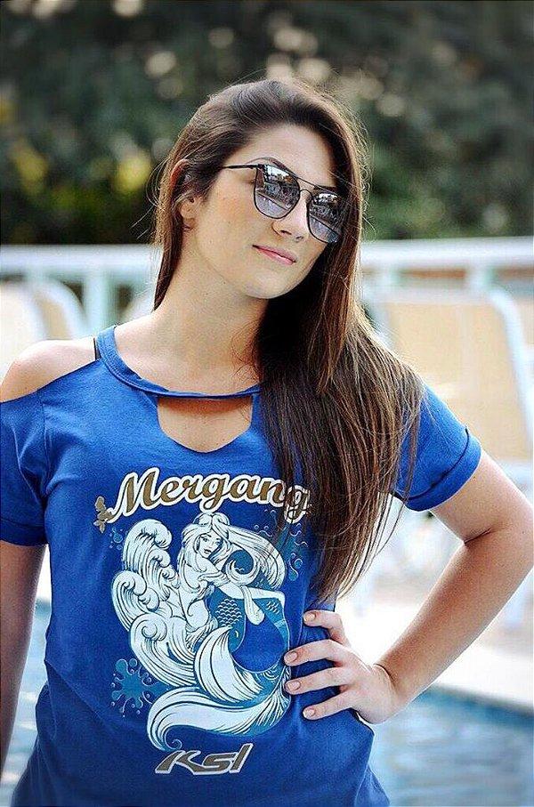 Blusa Mermaid - Blue
