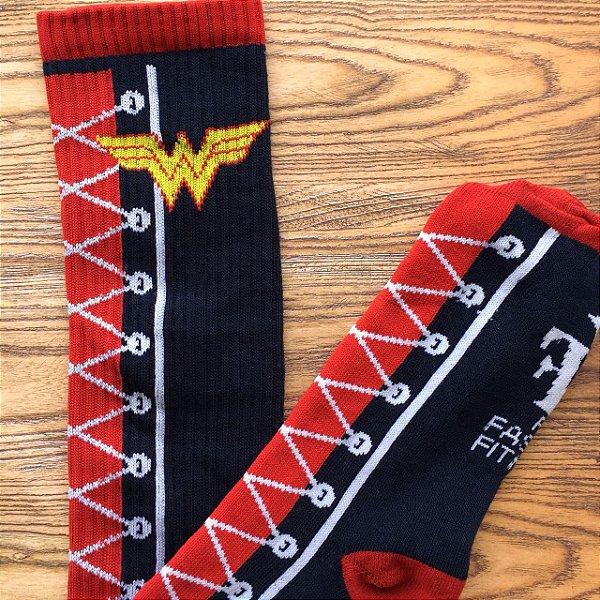 Meião Crossfit Wonder Woman - EDIÇÃO LIMITADA